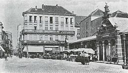 Blankenberge old picture